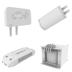 Electrical insulation for electronics, small composition