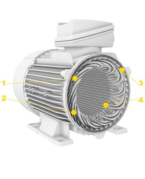moteur - ISOLANTS ÉLECTRIQUES POUR MOTEURS